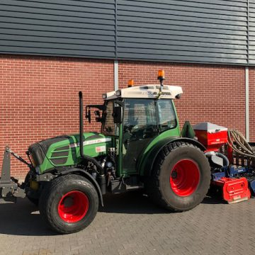 Fendt 209P Vario TMS home
